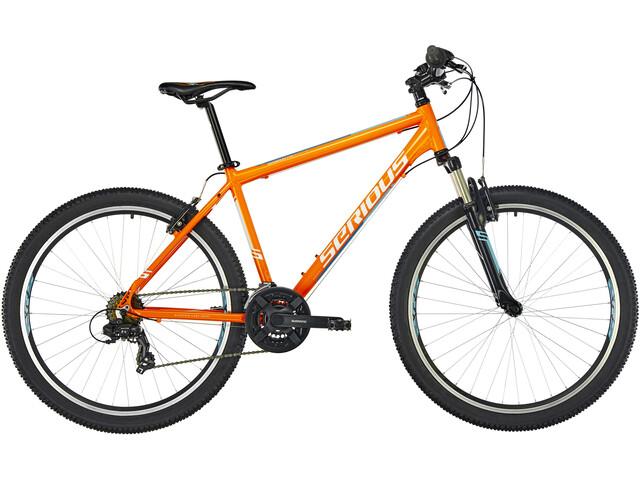 Serious Rockville 27,5'', orange